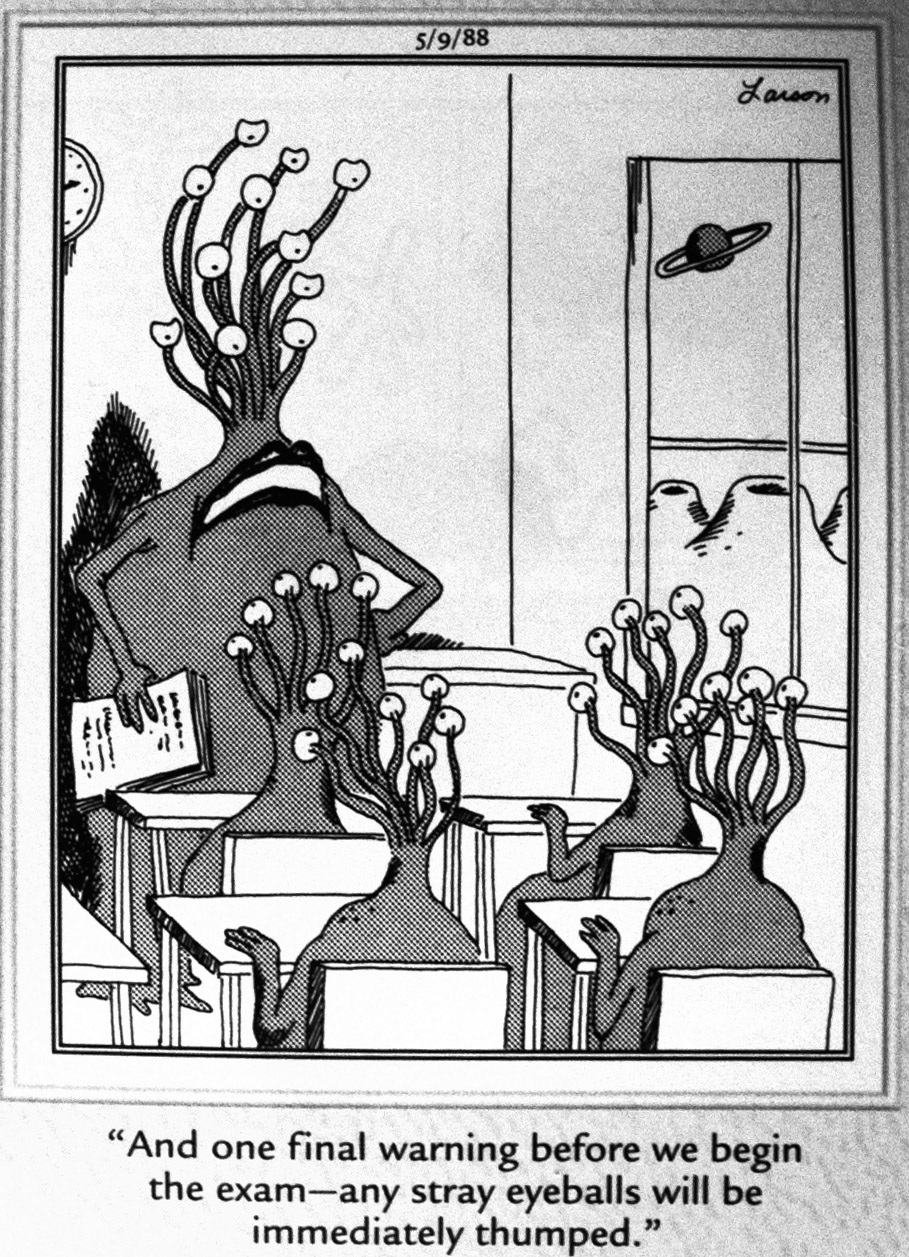 The Far Side Astronomy (page 2) - Pics about space