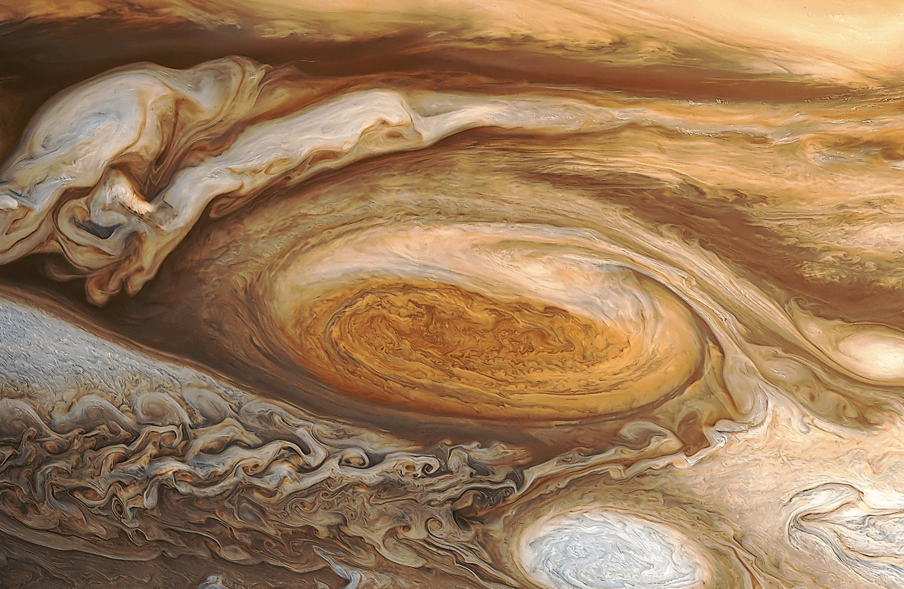 planet jupiter surface - photo #42