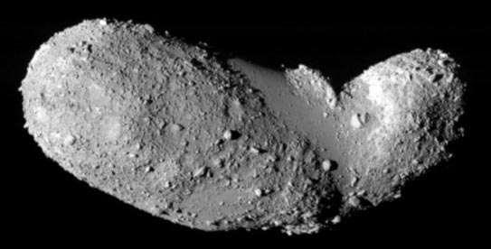 most asteroids round - photo #25