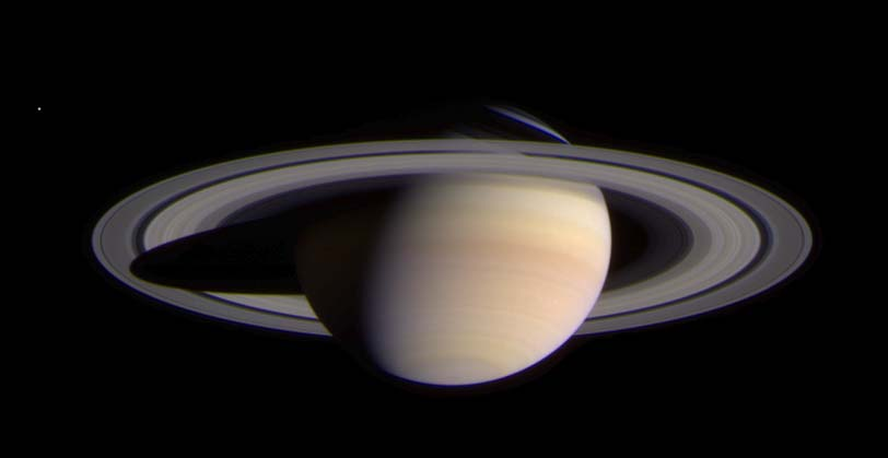 Saturn Uranus And Neptune
