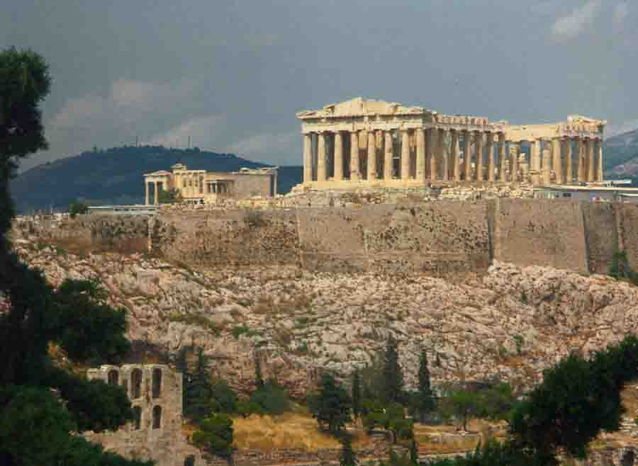 Greece and the Birth of ScienceAncient Greek Architecture Acropolis