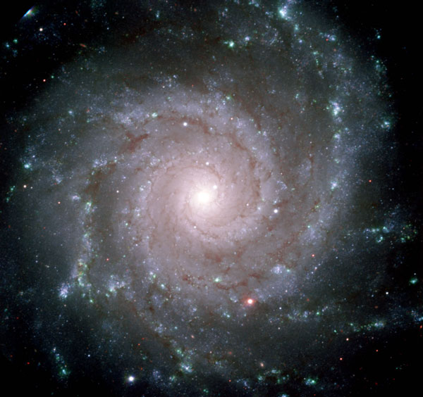 types of two spiral galaxies - photo #37